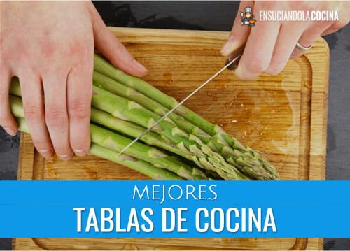 mejores tablas de cortar de cocina