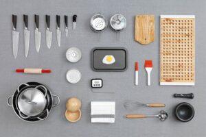 Accesorios de cocina profesionales e indispensables para todo chef